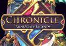Chronicle: RuneScape Legends logo